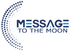 logo Message To The Moon