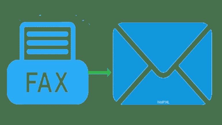 Wat is Faxen via mail