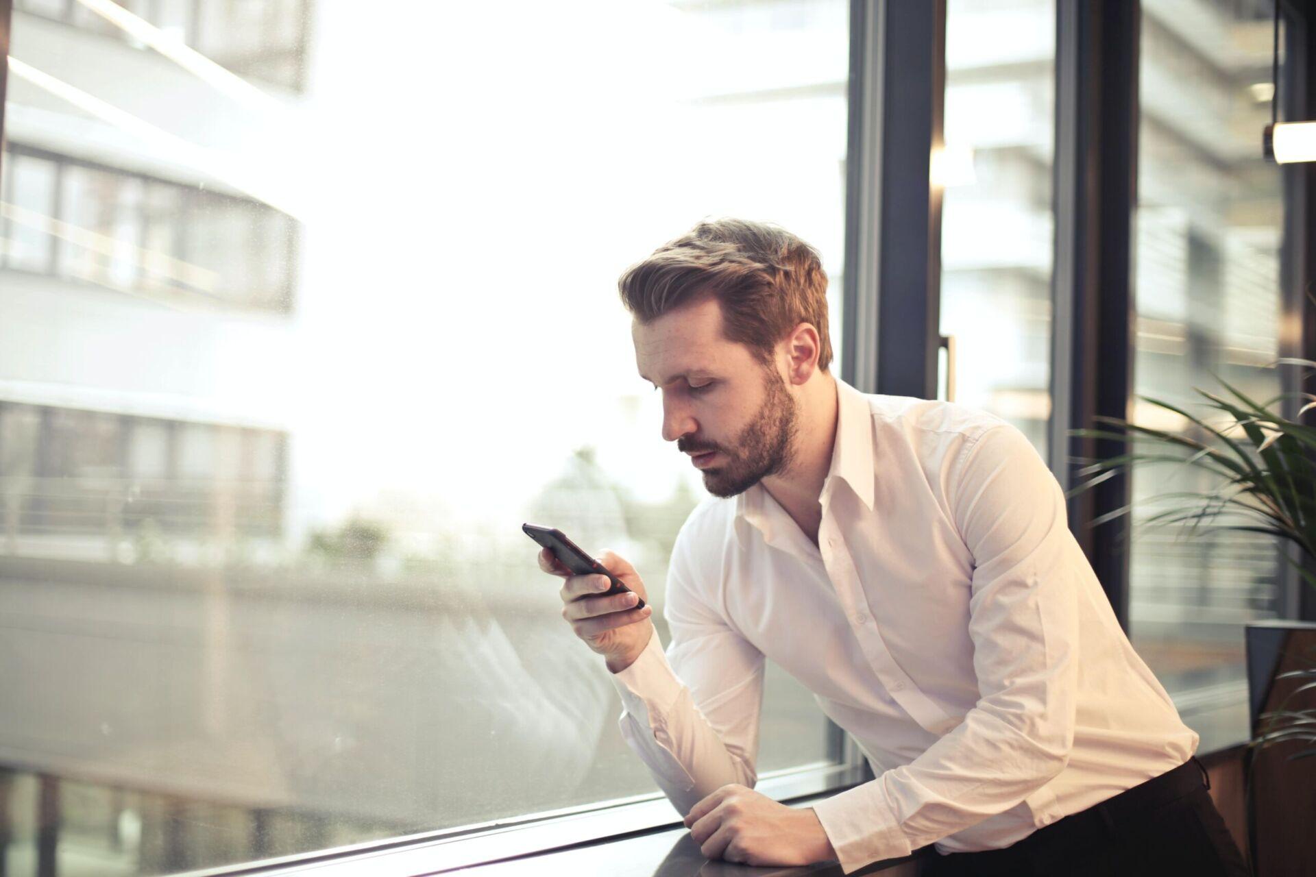 Bereik uw klanten met onze SMS mogelijkheden