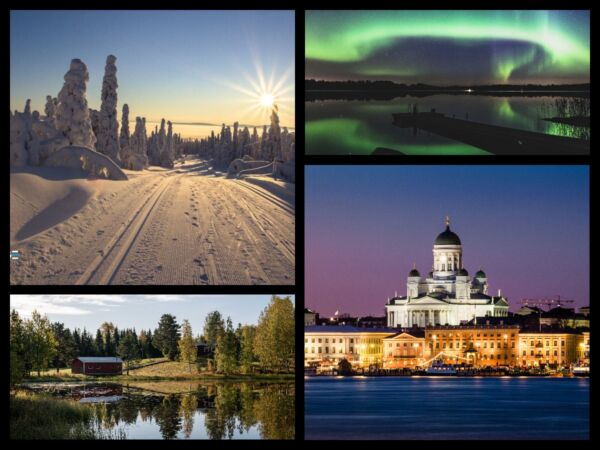 Collage Finland