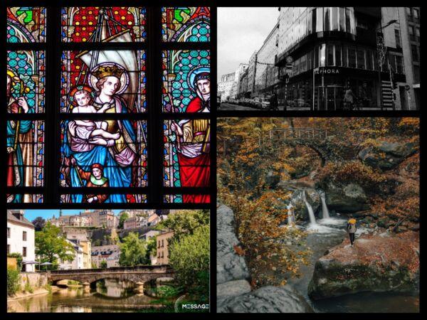 collage luxemburg