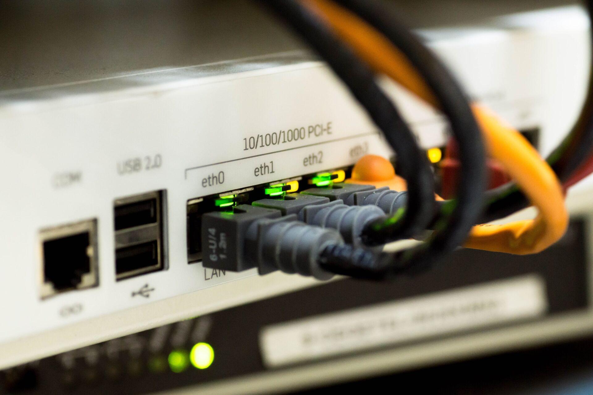 router netwerk